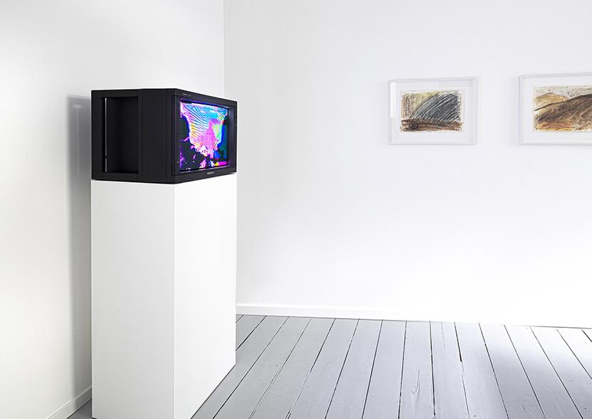Shigeko Kubota | a woman artist, her life | 2019 | ©SKVAF | Photo Johannes Pöttgens | basedonart gallery
