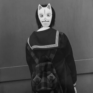 © Hiroh Kikai_Persona_The souvenier of a girl on a school excursion, 2007_basedonart gallery