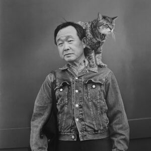 © Hiroh Kikai - A Tax accountant who talks to his 16 years old Cat in English, 2013