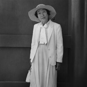 ©Hiroh Kikai_Persona_A woman who said her eyes were dry, 1987