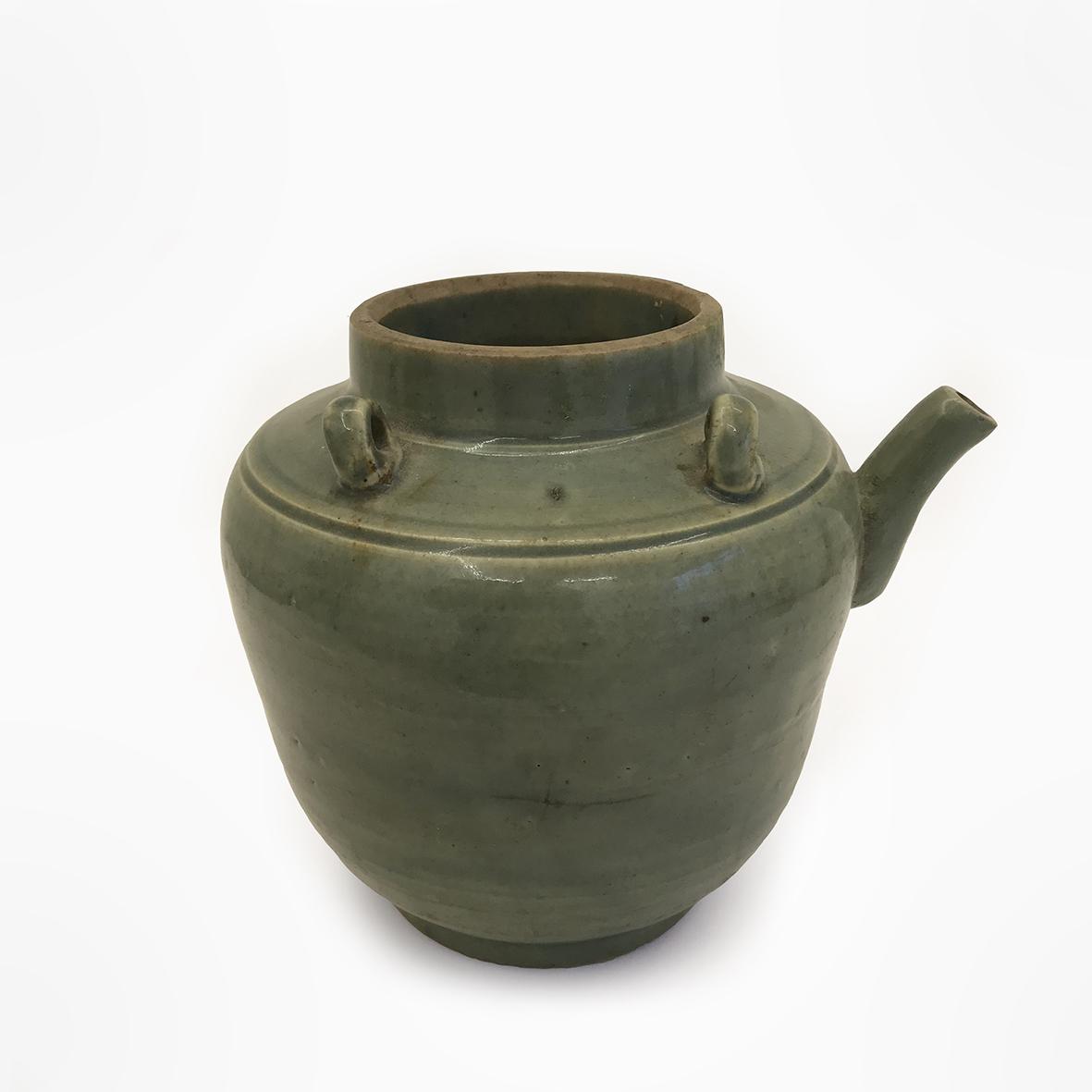 Wine jar_ ceramic_Ming Dynasty_China_basedonart gallery