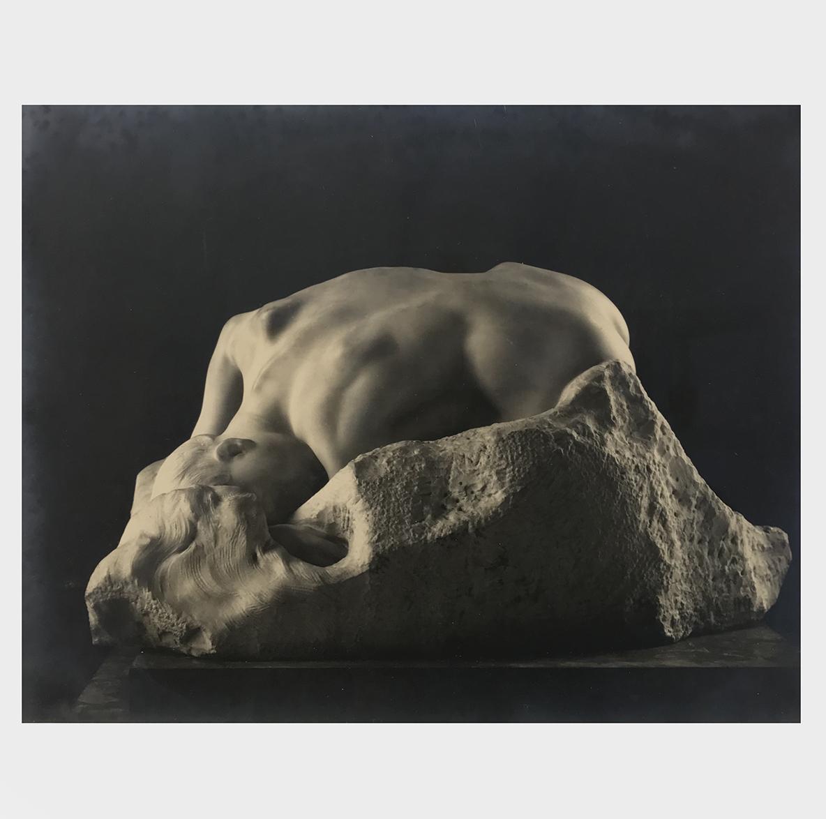 Adolphe Braun | Danaïde | Photograpy, carbon print | France | about 1885 | basedonart gallery