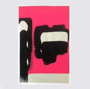 Anna Friedel | Non illuderti | Paper, acrylic paint | 2007 | basedonart gallery