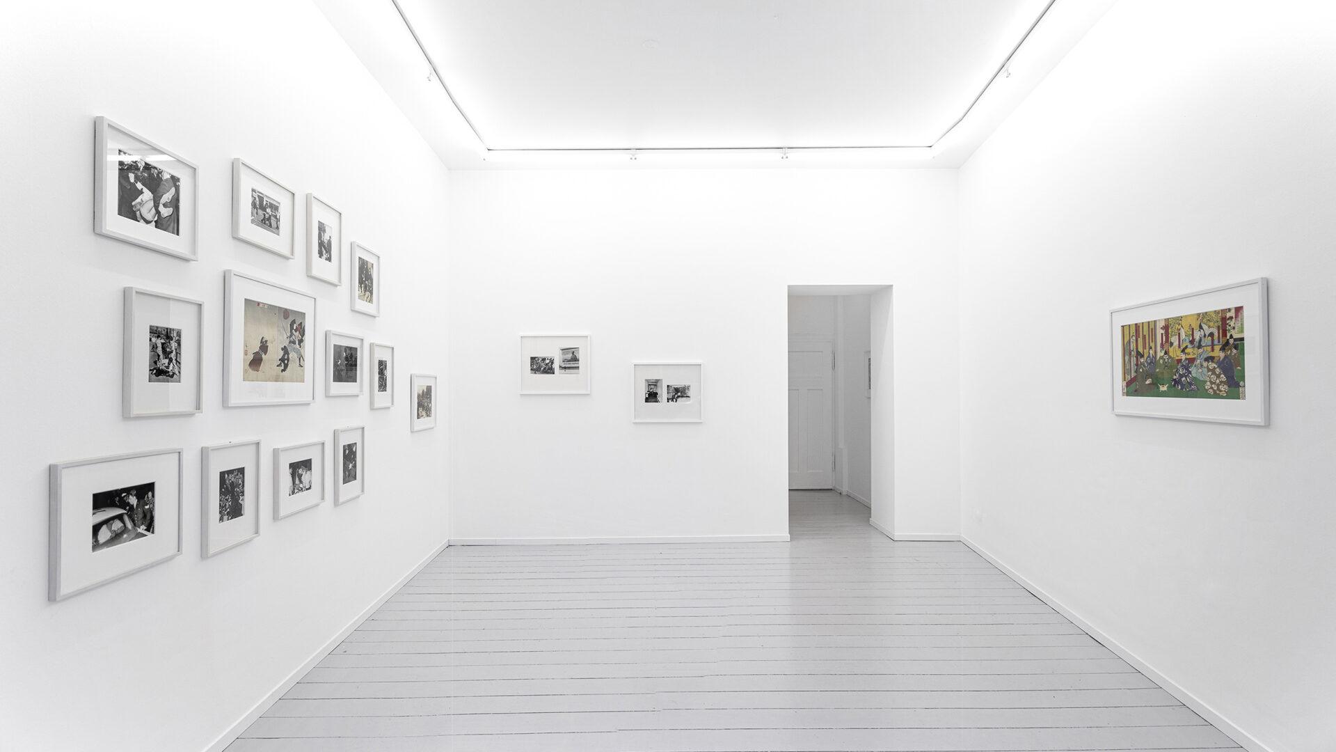 Exhibition view | In The Darkness | Photo: Johannes Pöttgens